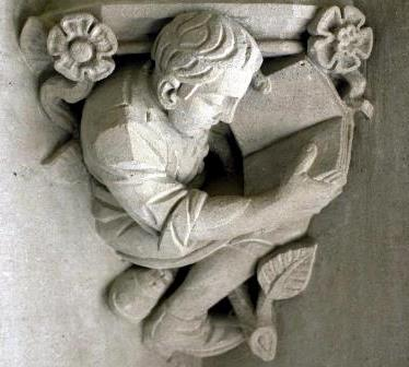 sculptor relief