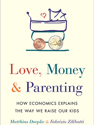 """Love, Money & Parenting"" book cover"