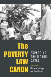 Book Cover of The Poverty Law Canon