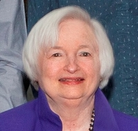 Portrait of Janet Yellen