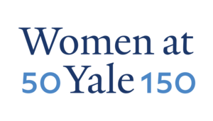 Women at Yale 50-150 logo