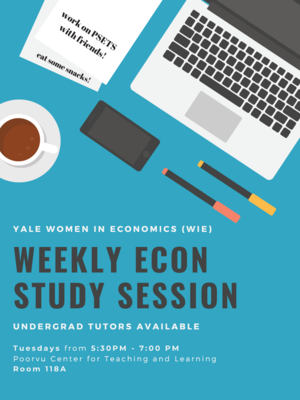 WiE Study Session Poster