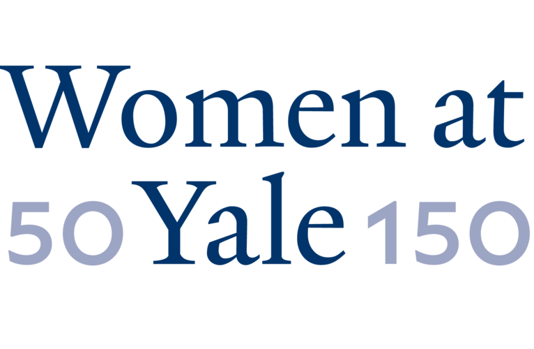 Women at Yale 50-150