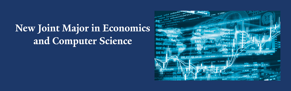 New Joint Major in Economics and Computer Science header