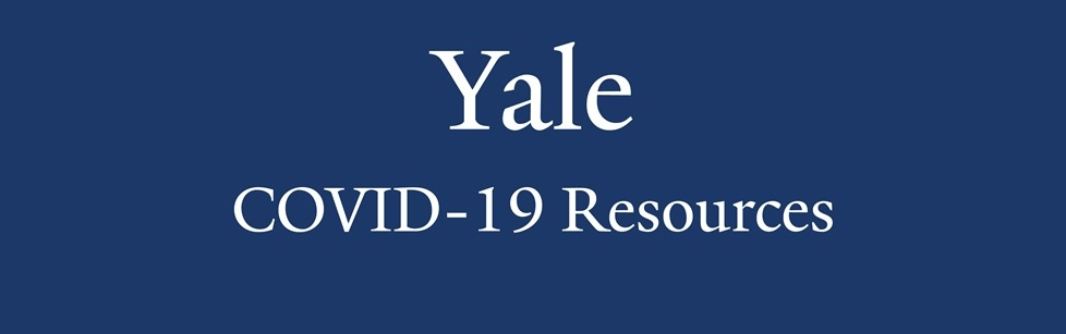 Yale COVID-19 Resouces