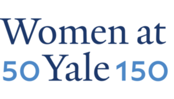 Women at Yale logo