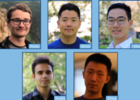 2019-20 Anderson Fellows - Finlay, Kwon, Min, Shukla, and Wang