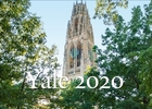 Yale 2020 text with photo of Harkness Tower