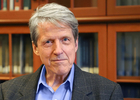 portrait of Robert Shiller