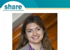 Share logo and Amanda Kowalski