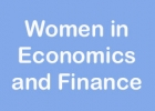Women in Economics and Finanace poster