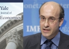Cover of Yale Journal of Economics and Kenneth Rogoff