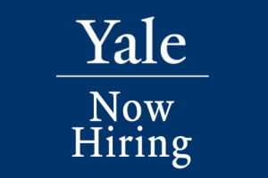 Yale Now Hiring Sign